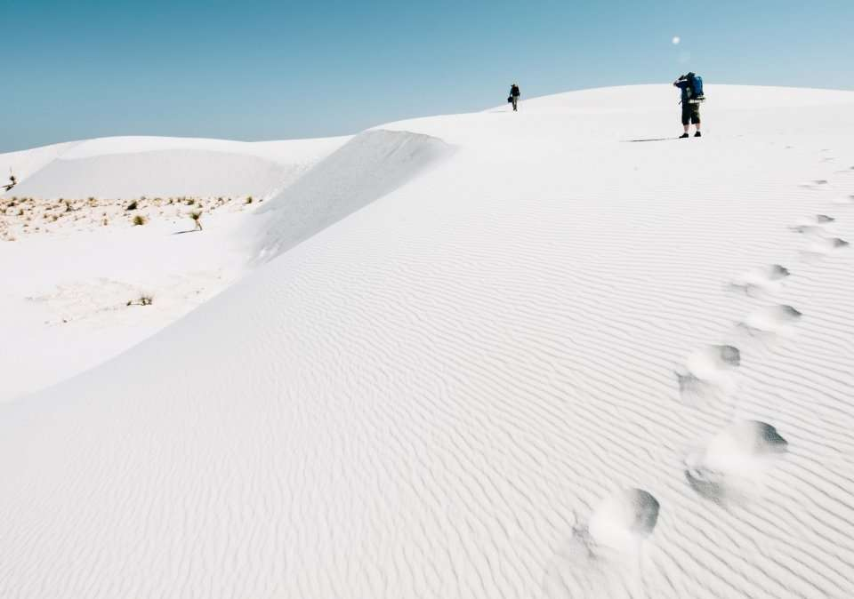 Remote Destinations - White Sands National Monument