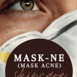 MASK-NE SKINCARE REGIMEN