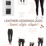 Leather Leggings 2020 Round Up Pin