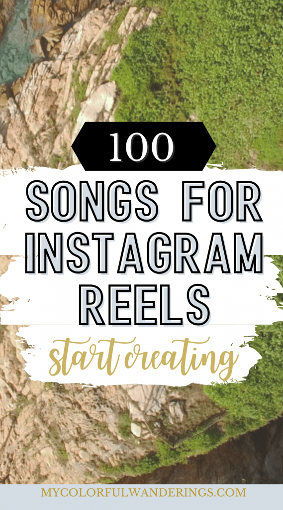Instagram Reels are the newest addition to the extensive list content creators can utilize. To maximize your blog traffic, you should be using a variety of social media strategies and marketing strategies. Instagram Reels provides a fantastic way for new accounts to get a bigger reach! These 100 songs will provide the perfect backdrop for all of your incredible content! Don't miss out on exploring a new avenue for content creation! #instagramstrategy #instagram #instagramstrategies #blogtraffic